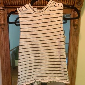 Madewell Striped Tank